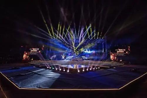 舞台搭建与灯光舞美设计一站式服务解决方案